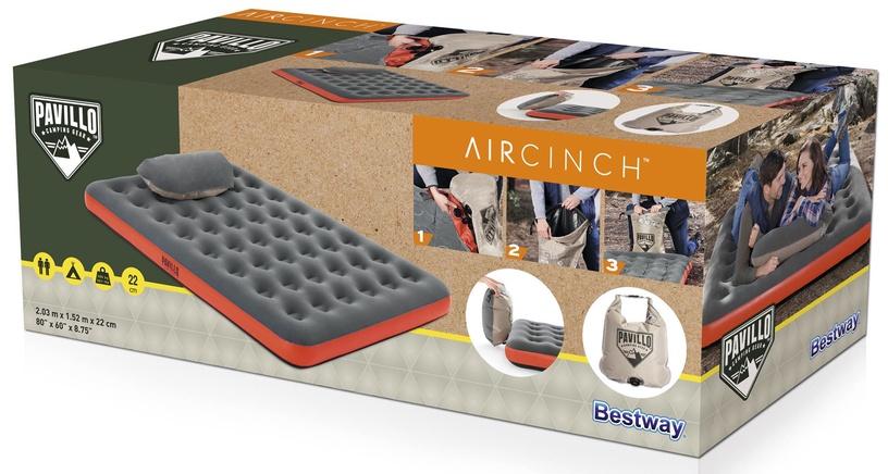 Bestway Pavillo Roll & Relax Airbed Queen 67703