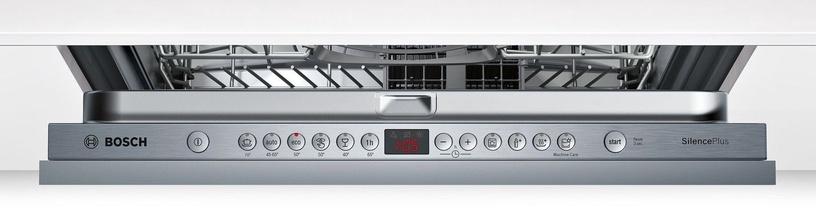 Įmontuojama indaplovė Bosch SMV46CX03E