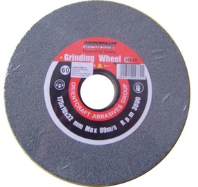 Šlifavimo ir galandimo diskas Orientcraft, 150x20x32 mm