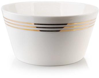 Kauss Mondex Mirella Gold, valge, 70 mm