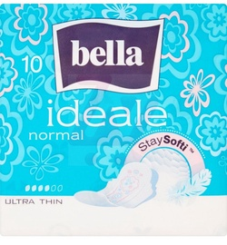 Bella Ideale Normal Control Pads 10pcs