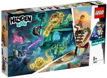 Konstruktorius LEGO®Hidden Side 70422 Krevečių užeigos puolimas