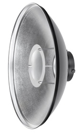 Quantuum Radar Beauty Dish 42cm Silver