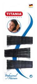 Titania Hair Clips Black 30pcs