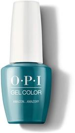 Лак-гель OPI Gel Color AmazON...AmazOFF, 15 мл