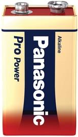 BATTERY PANASONIC 6LR61 P PPG 9V