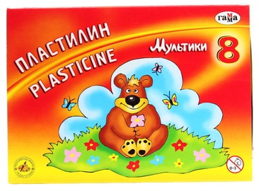 Gamma 8 Plasticine 280016