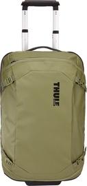 Ceļojumu soma uz riteņiem Thule Thule Chasm 3204289, haki, 40 l