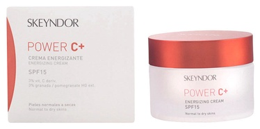 Skeyndor Power C+ Energizing Cream SPF15 50ml Normal To Dry Skins