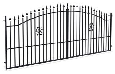 Värav Rodos 2, 1500x4000 mm, W6369