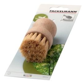 Fackelmann Wash Brush 5x8cm Brown