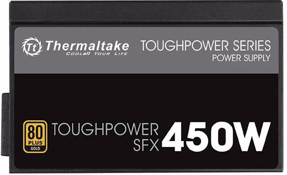 Thermaltake Toughpower SFX 450W Gold PS-STP-0450FPCGXX-G