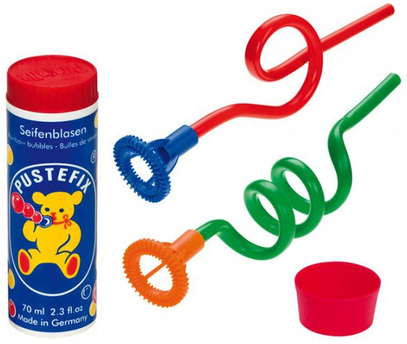 Pustefix 2 Bubble Straws 70ml