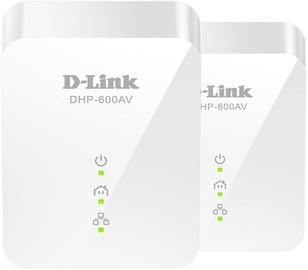 D-Link AV2 1000 Gigabit Starter Kit DHP-601AV/E