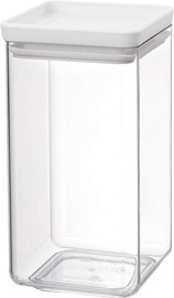 Brabantia Tasty+ Square Canister 1.6l Light Grey