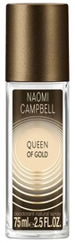 Naomi Campbell Queen of Gold 75ml Deodorant Spray