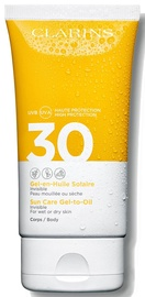 Clarins Sun Care Gel To Oil SPF50 150ml