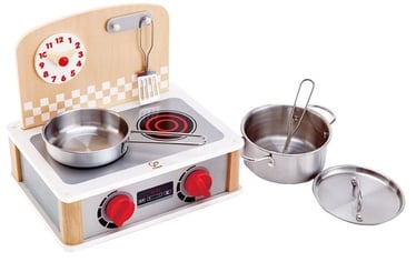 Hape Kitchen And Grill Set
