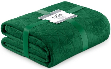 AmeliaHome Laila Bed Coverlet Green 170x270cm
