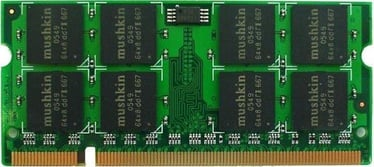 Mushkin Essentials 1GB 667MHz CL5 DDR2 SO-DIMM 991504