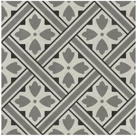 Golden Tile Laurent Mix 4 Floor Tile 18.6x18.6cm
