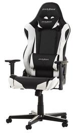 Žaidimų kėdė DXRacer Gaming Chair R0-NW Black/White