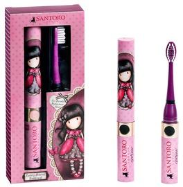 Santoro Gorjuss Ladybird Battery Powered Toothbrush With Replacement Head