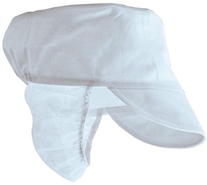 Viesnīcu Tekstils Cap With Hairnet White