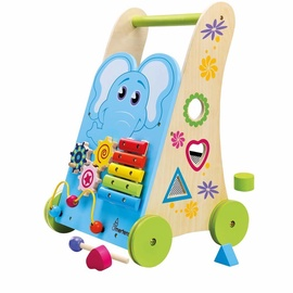 Bino Wood Activity Walker