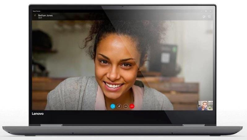 Lenovo Yoga 720 15 80X700BNPB Iron Grey PL