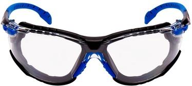 3M Solus Safety Glasses Blue/Black
