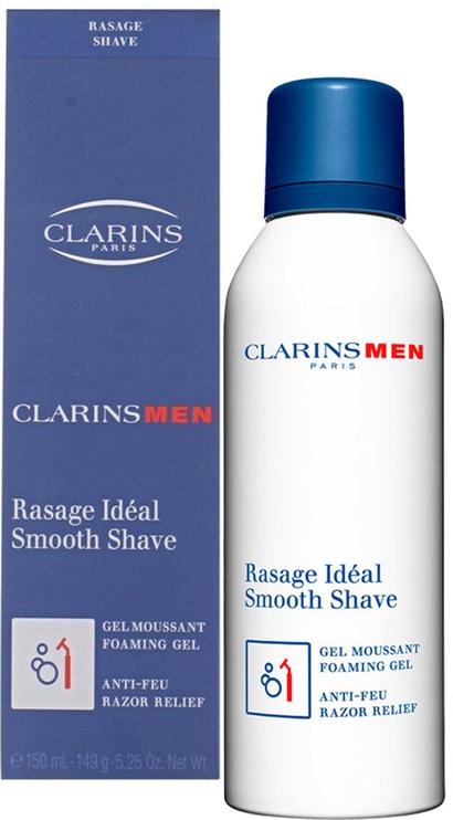 Skūšanās putas Clarins Men Smooth Shave, 150 ml