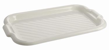 Galicja Plastic Tray Cream 40x28cm
