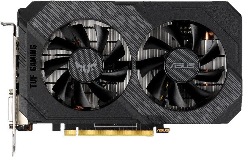 Asus TUF Gaming GeForce GTX 1650 4GB GDDR6 PCIE TUF-GTX1650-4GD6-GAMING
