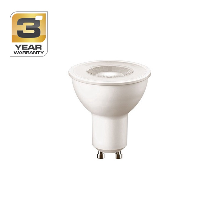 SPULDZE LED 36D 5W GU10 WW ND 345LM (STANDART)