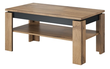 Kohvilaud Cama Meble Toro, hall/tamm, 1000x550x470 mm