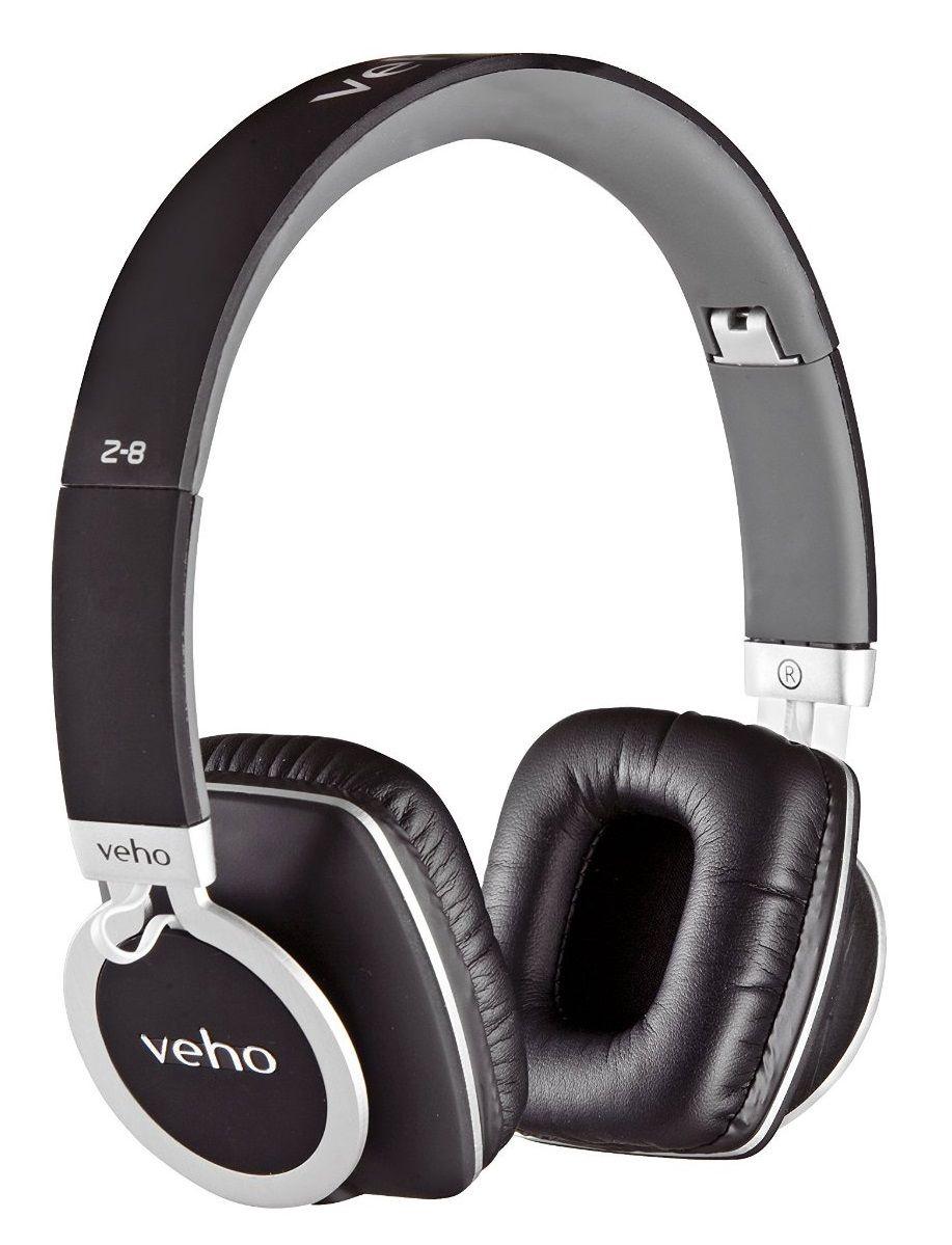 abfcc71dc29 Veho 360° Z8 Designer Aluminium Headphones