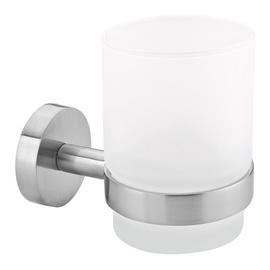 Priklijuojamas vonios kambario dantų šepetėlių laikiklis Moon Tesa 40312