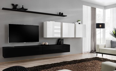ASM Switch VII Wall Unit Black/White