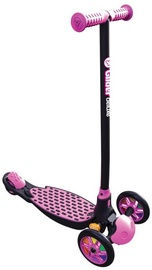 YVolution Y Glider Deluxe Scooter Pink