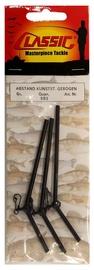 Caurulītes makšķerauklai Paladin, 3 gab., 15 cm