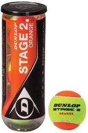 Dunlop Srage 2 Tennis Ball Orange 60pcs