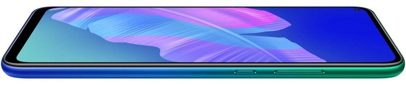 Mobilusis telefonas Huawei P40 Lite E Dual Aurora Blue, 64 GB