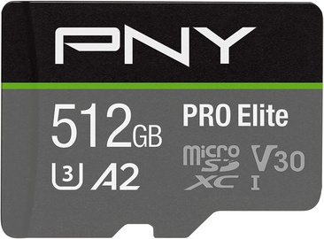 Mälukaart PNY, 512 GB