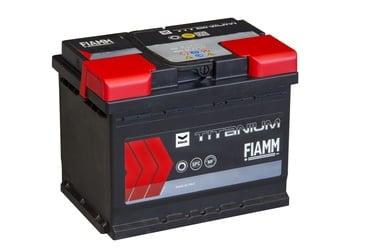 Akumuliatorius Fiamm Black Titanium, 12 V, 44 Ah, 360 A