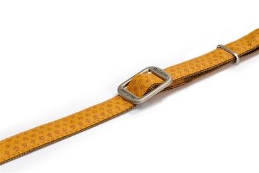 Kaklasiksna MacLeather ādas 35-50x2cm, brūna