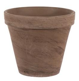 Keraamiline istutuspott NDT BLT, pruun, 15,5 x 13,6 cm