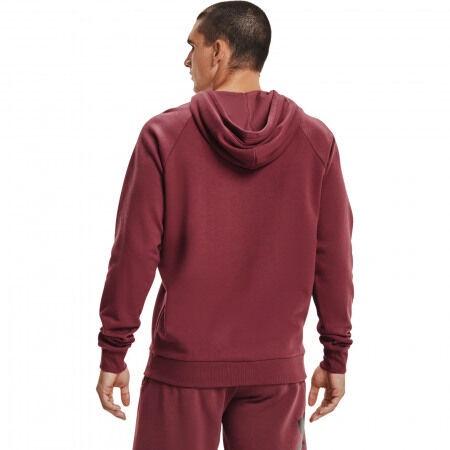 Джемпер Under Armour Men's Rival Fleece Big Logo Hoodie 1357093 652 Red S