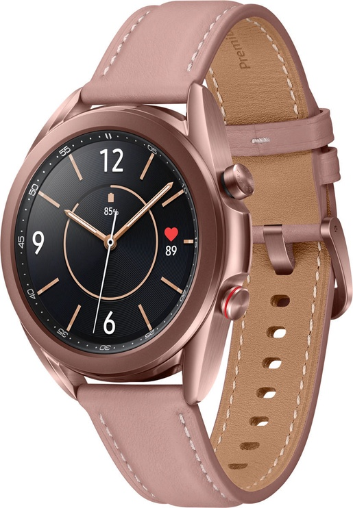 Išmanusis laikrodis Samsung Galaxy Watch3 41mm LTE Mystic Bronze