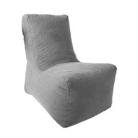 Home4you Jute Seat Bag Grey